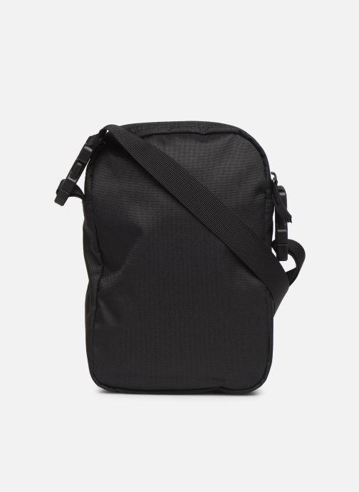 Herrentaschen Nike HERITAGE SMIT - 2.0 GFX schwarz ansicht von vorne