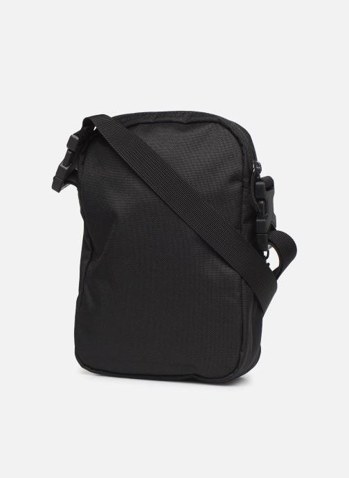 Herrentaschen Nike HERITAGE SMIT - 2.0 GFX schwarz ansicht von rechts