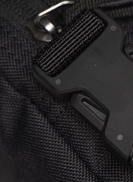 Herrentaschen Nike HERITAGE SMIT - 2.0 GFX schwarz ansicht von links