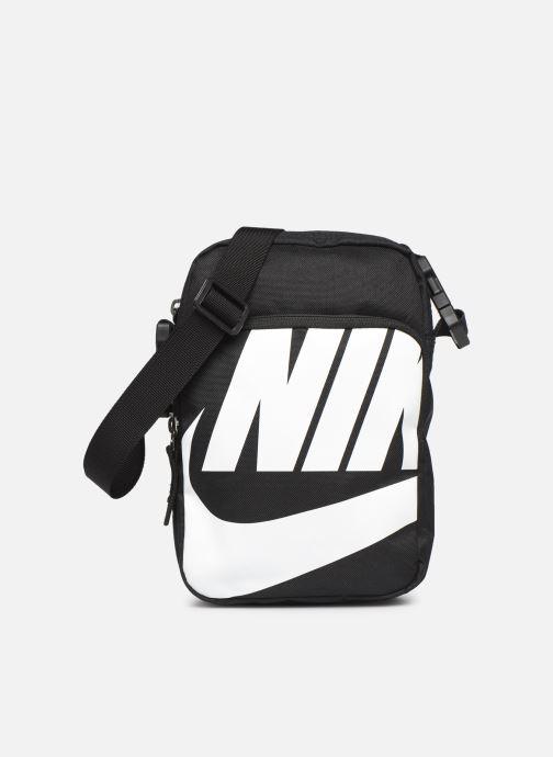Herrentaschen Nike HERITAGE SMIT - 2.0 GFX schwarz detaillierte ansicht/modell