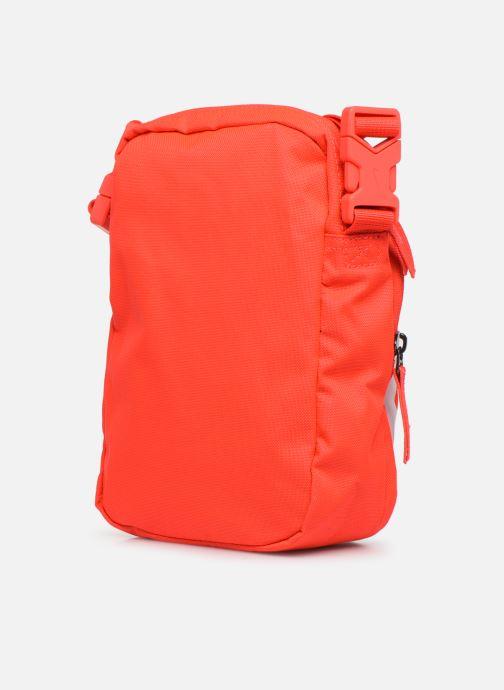 Bolsos de hombre Nike HERITAGE SMIT - 2.0 GFX Rojo vista lateral derecha
