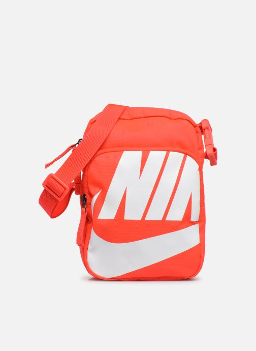 Herretasker Nike HERITAGE SMIT - 2.0 GFX Rød detaljeret billede af skoene