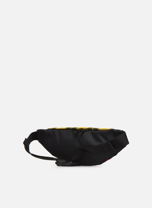 Petite Maroquinerie Nike HERITAGE HIP PACK - PLAID Rouge vue droite