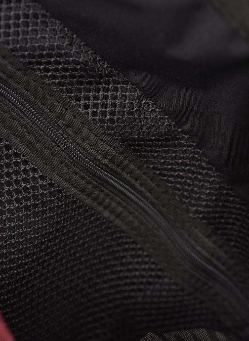 Kleine lederwaren Nike HERITAGE HIP PACK - PLAID Rood achterkant