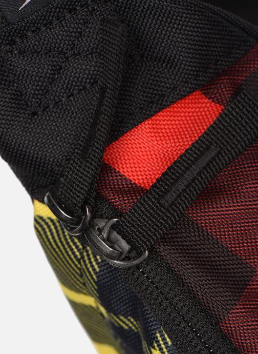 Kleine lederwaren Nike HERITAGE HIP PACK - PLAID Rood links