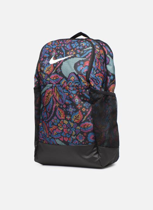 Sacs à dos Nike BRSLA M BKPK - 9.0 AOP3 Multicolore vue portées chaussures