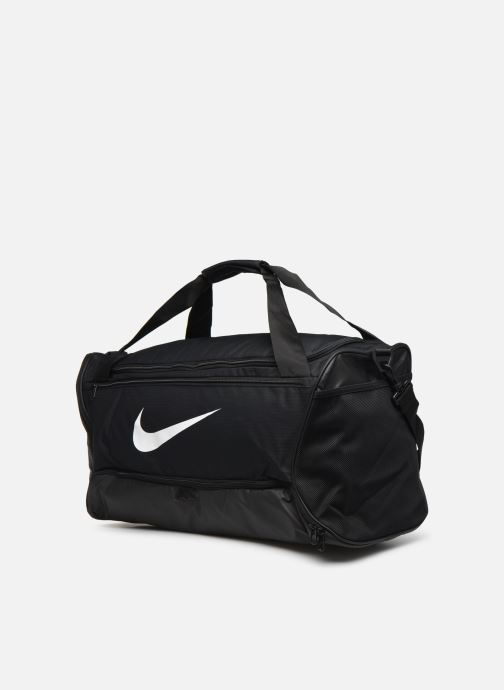 Sports bags Nike BRSLA M DUFF - 9.0 (60L) Black model view