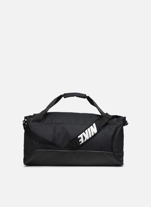Sporttassen Nike BRSLA M DUFF - 9.0 (60L) Zwart voorkant