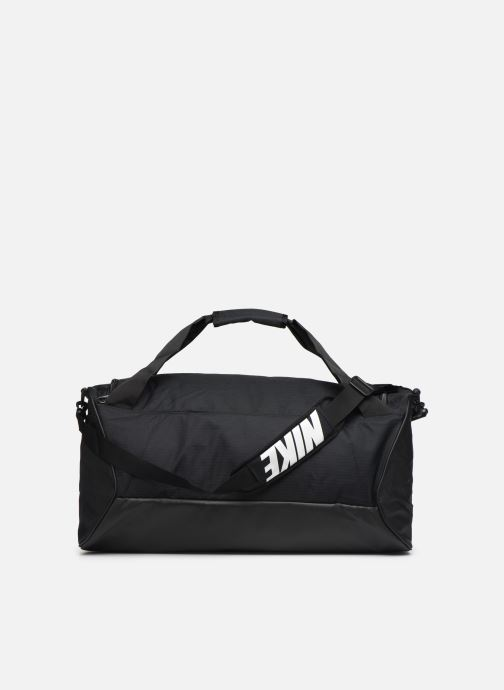 Sports bags Nike BRSLA M DUFF - 9.0 (60L) Black front view