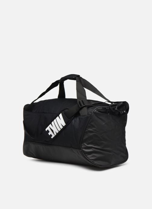 Sporttaschen Nike BRSLA M DUFF - 9.0 (60L) schwarz ansicht von rechts