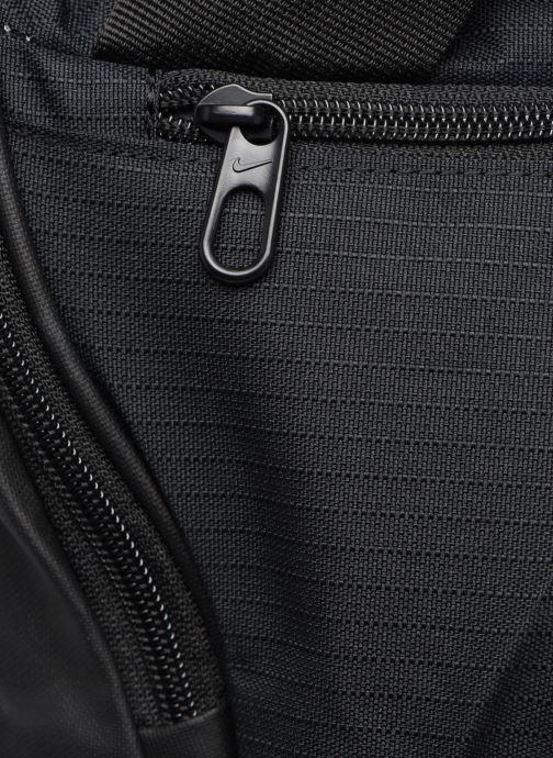 Bolsas de deporte Nike BRSLA M DUFF - 9.0 (60L) Negro vista lateral izquierda