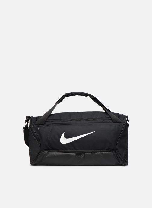 Sporttassen Nike BRSLA M DUFF - 9.0 (60L) Zwart detail