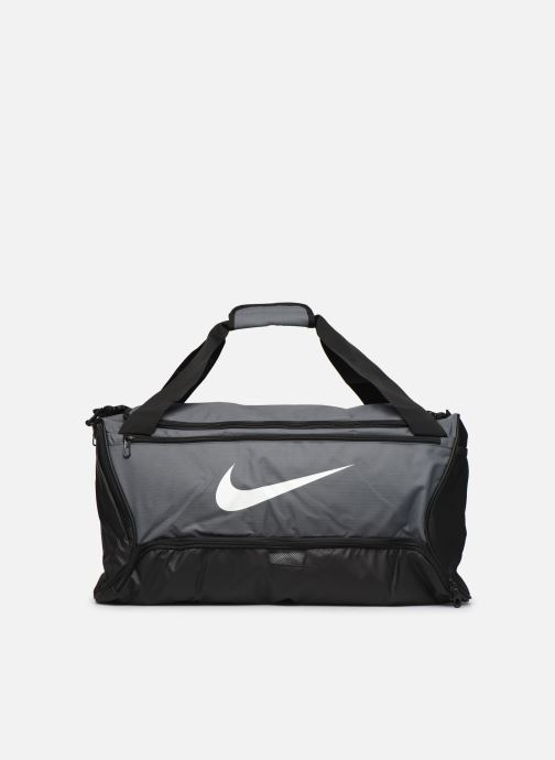 Sacs de sport Nike BRSLA M DUFF - 9.0 (60L) Gris vue détail/paire