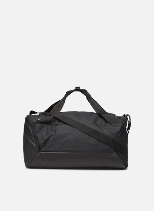 Sports bags Nike BRSLA S DUFF - 9.0 (41L) Black front view
