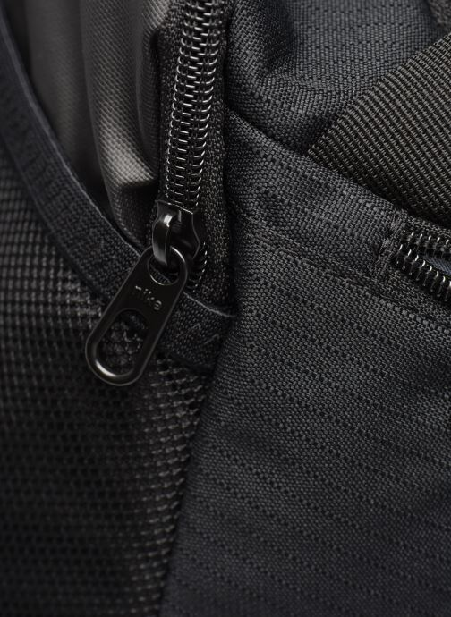 Sports bags Nike BRSLA S DUFF - 9.0 (41L) Black view from the left