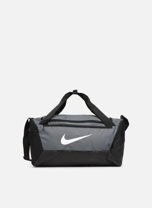 Sacs de sport Nike BRSLA S DUFF - 9.0 (41L) Gris vue détail/paire
