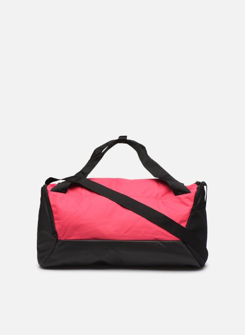 Sports bags Nike BRSLA S DUFF - 9.0 (41L) Pink front view