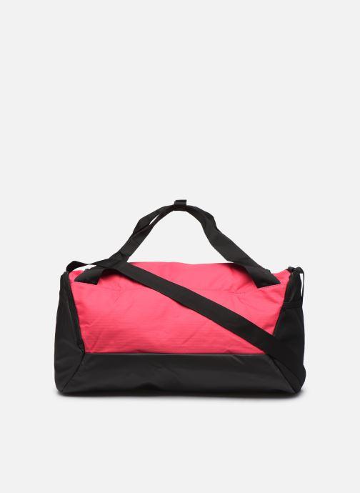 Sporttaschen Nike BRSLA S DUFF - 9.0 (41L) rosa ansicht von vorne