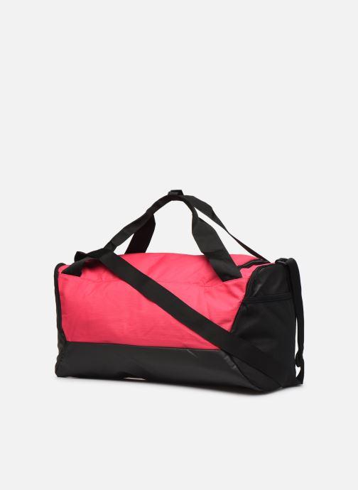 Sporttaschen Nike BRSLA S DUFF - 9.0 (41L) rosa ansicht von rechts