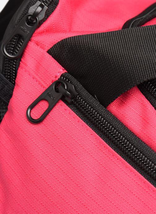 Bolsas de deporte Nike BRSLA S DUFF - 9.0 (41L) Rosa vistra trasera