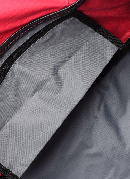 Bolsas de deporte Nike BRSLA S DUFF - 9.0 (41L) Rosa vista lateral izquierda