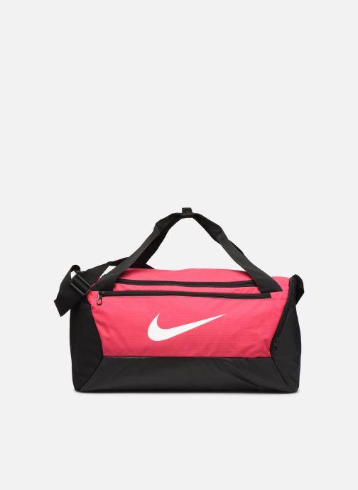Bolsas de deporte Nike BRSLA S DUFF - 9.0 (41L) Rosa vista de detalle / par