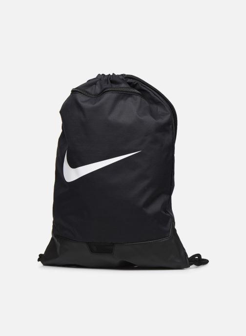Bolsas de deporte Nike BRSLA GMSK – 9.0 Negro vista del modelo