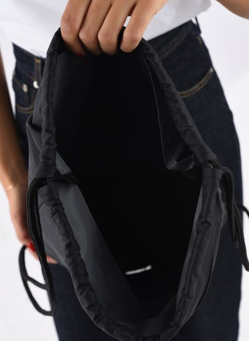 Sports bags Nike BRSLA GMSK – 9.0 Black back view