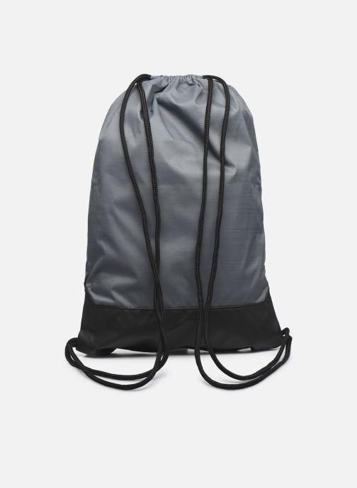 Sports bags Nike BRSLA GMSK – 9.0 Grey front view
