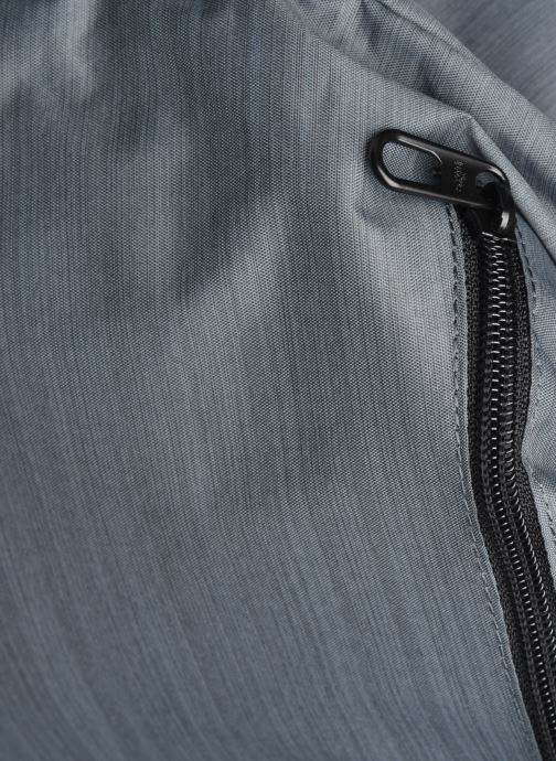 Sports bags Nike BRSLA GMSK – 9.0 Grey view from the left