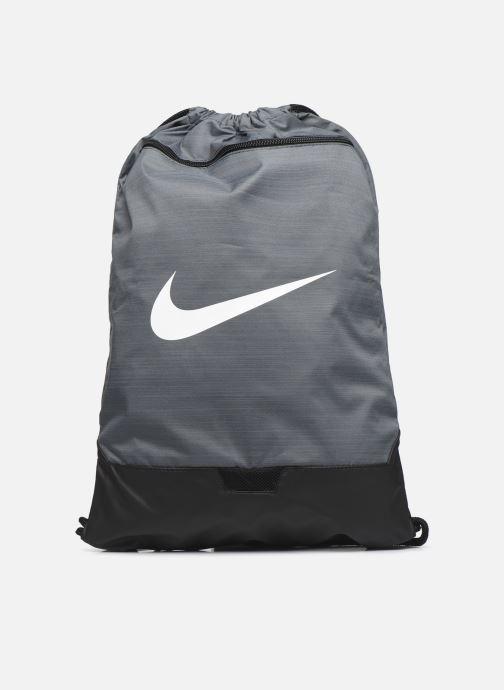 Sports bags Nike BRSLA GMSK – 9.0 Grey detailed view/ Pair view