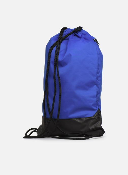 Sports bags Nike BRSLA GMSK – 9.0 Blue view from the right