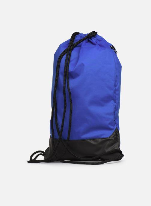 Sporttassen Nike BRSLA GMSK – 9.0 Blauw rechts