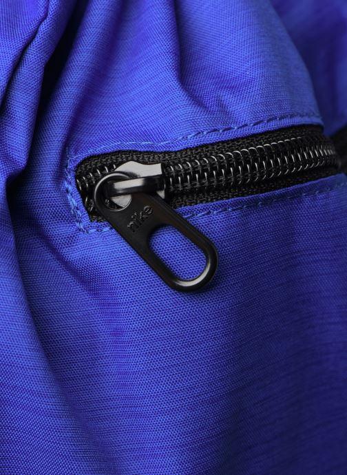 Bolsas de deporte Nike BRSLA GMSK – 9.0 Azul vista lateral izquierda