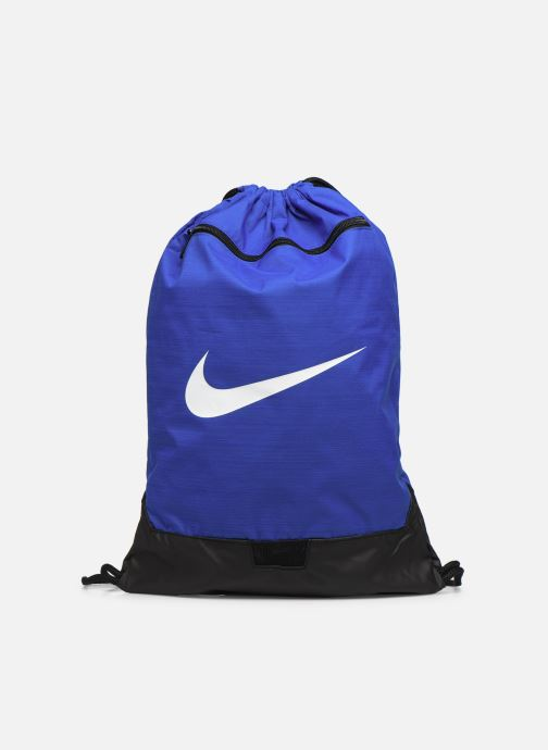 Sports bags Nike BRSLA GMSK – 9.0 Blue detailed view/ Pair view