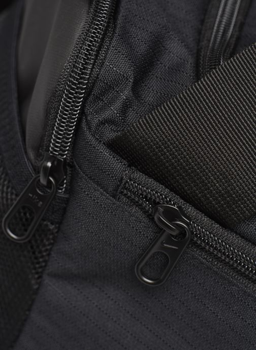 Sports bags Nike BRSLA XS DUFF - 9.0 Black view from the left