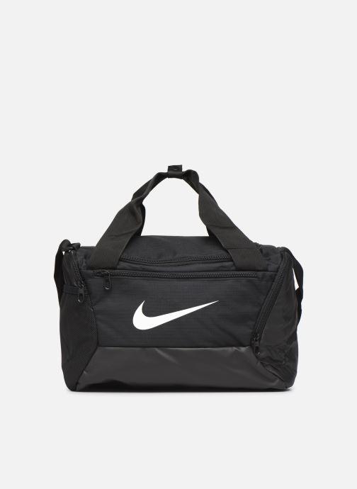 Sporttassen Nike BRSLA XS DUFF - 9.0 Zwart detail