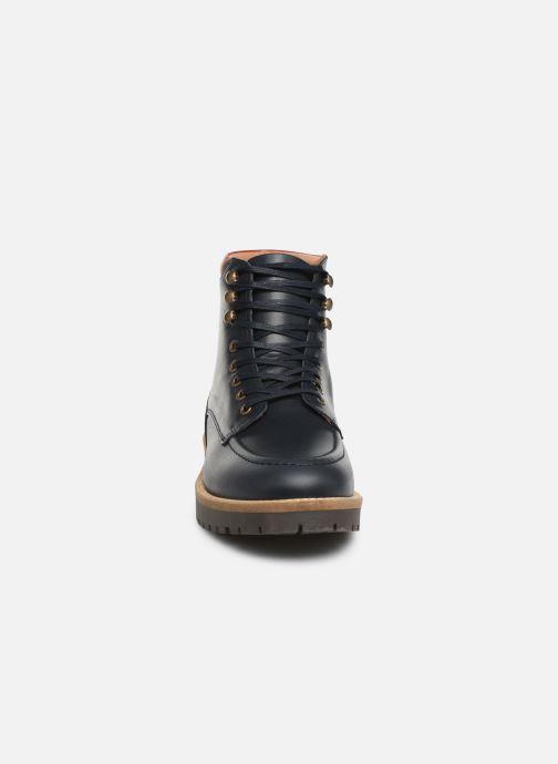Bottines et boots Faguo Holly C Bleu vue portées chaussures