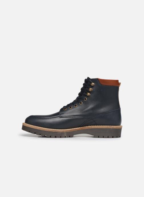 Bottines et boots Faguo Holly C Bleu vue face