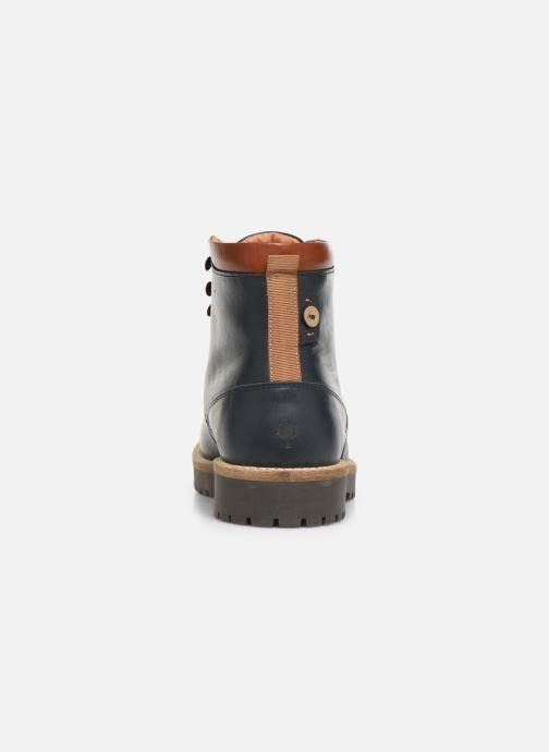 Bottines et boots Faguo Holly C Bleu vue droite