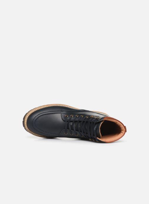 Stiefeletten & Boots Faguo Holly C blau ansicht von links