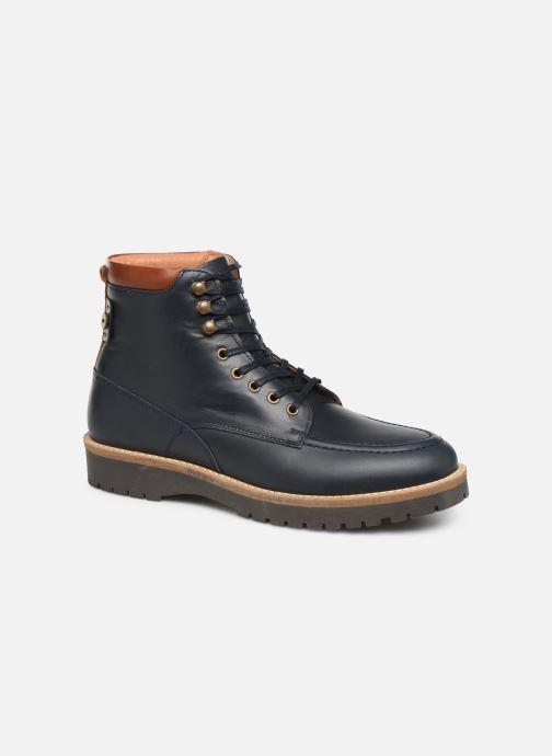 Bottines et boots Faguo Holly C Bleu vue détail/paire