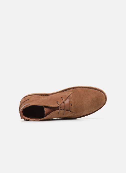 Boots en enkellaarsjes Faguo Lebanon c Bruin links