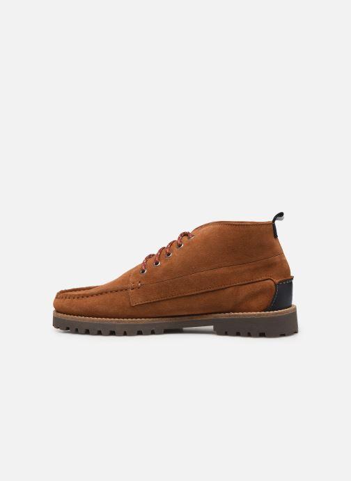 Bottines et boots Faguo Larchmid C Marron vue face