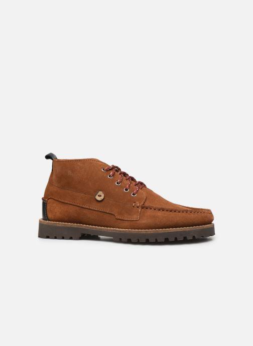 Bottines et boots Faguo Larchmid C Marron vue derrière