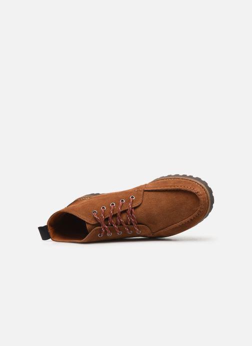 Bottines et boots Faguo Larchmid C Marron vue gauche