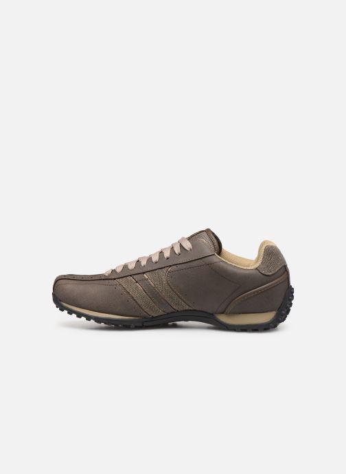 Sneaker Skechers Urbantrack/Forward braun ansicht von vorne