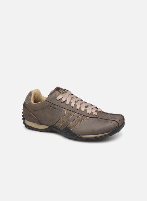 Sneaker Skechers Urbantrack/Forward braun detaillierte ansicht/modell