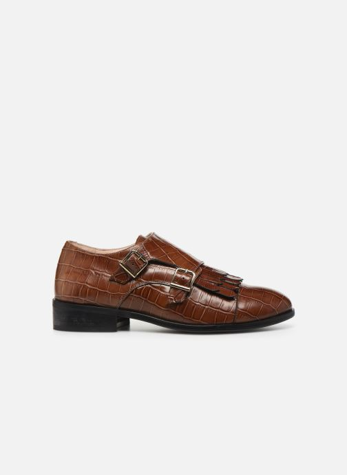 Loafers Petite mendigote VALERE Brown back view