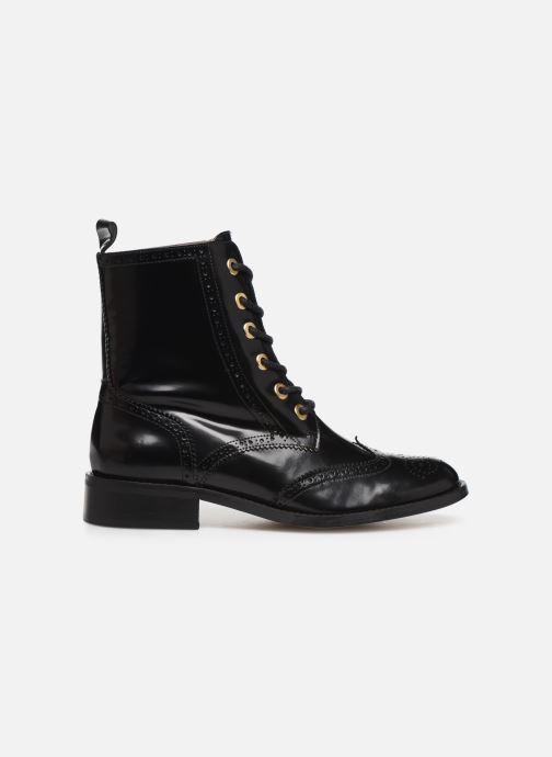 Bottines et boots Petite mendigote GABRIELLE Noir vue derrière